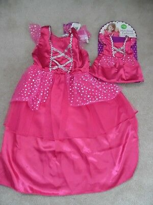 """DOLLIE & ME Dress Size Medium 8 NEW Dress Up Outfit 18"""" Doll"""