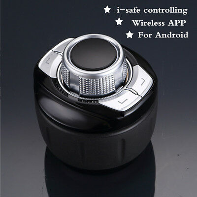 Wireless APP Car Stereo Radio GPSNavigation Controller Button Remote For Android