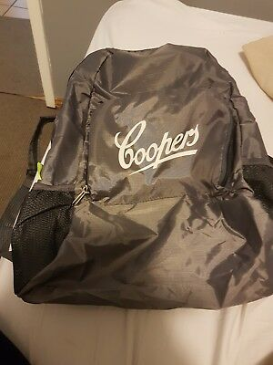 coopers back pack