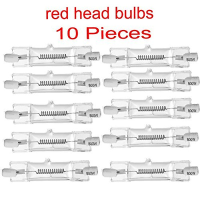 Redhead light bulb/Halogen Tungsten Continuous Red head Bulb for Photo Studio 80