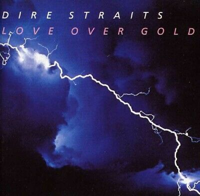 Dire Straits - Love Over Gold (Original Recordings Remastered) - UnKnown 8000882