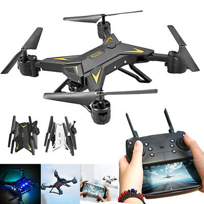 KY601S Drone RC Quadcopter With HD Camera 1080P Foldable Aircraft Remote Toys