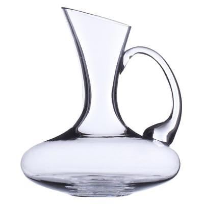 1.3L Luxuriou Crystal Glass Lead-free Wine Decanter Carafe Wine Pourer Container