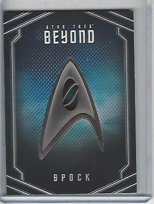 Star Trek Beyond Movie (2017)  Pin UB2 Spock