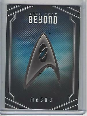 Star Trek Beyond Movie (2017)  Pin UB3 McCoy