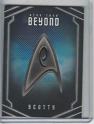 Star Trek Beyond Movie (2017)  Pin UB5 Scotty