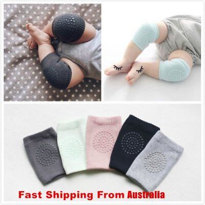 Baby Knee Pad Newborn Kid Safety Soft Breathable Crawling Elbow Cotton Protect f