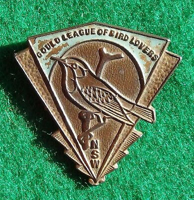 1944 Gould League Badge