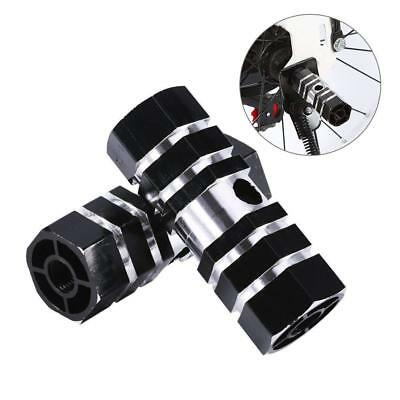 Mountain Bicycle Axles Foot Pegs Pedal Balance Bar Cylinder Rest Bike Parts @E%^
