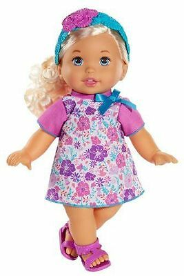 Little Mommy Sweet As Me Floral Fun Doll - 14' Tall