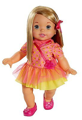 """Little Mommy ~ Sweet as Me ~ Ballet Bright Doll 14"""" Tall"""