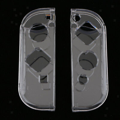 Protective Shell Case Housing for Nintendo Switch Joy-Con Controllers Clear