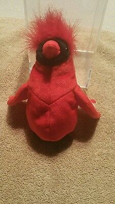 """VERY Rare 3 Errors TY BEANIE BABY """"MAC"""" LIMITED EDITON NEW CONDITION"""