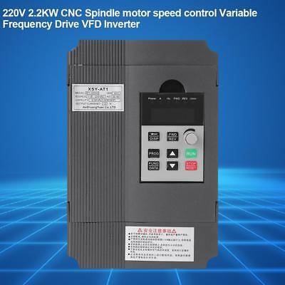 2.2KW 220V 3 Phase 12A Variable Frequency Drive Inverter VFD Frequenzumrichter
