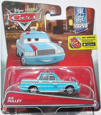 Voiture Disney Pixar Cars Bob Pulley