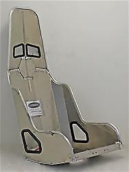 Kirkey 55 Series Aluminum Pro Street  High Back Race Seat With Tweed Cover!!!