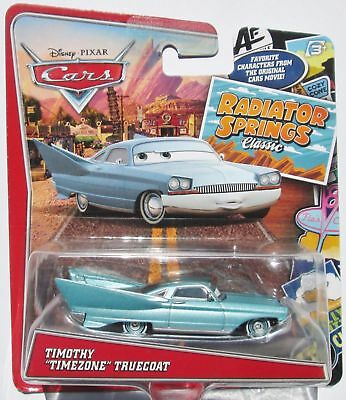 Voiture Disney Pixar Cars Timothy Timezone