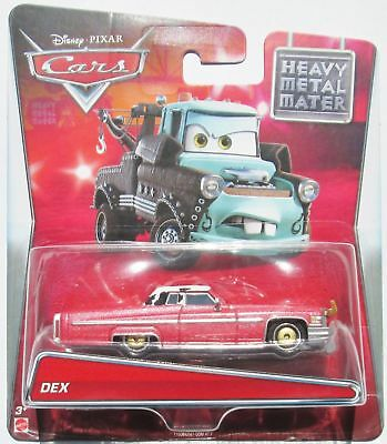 Voiture Disney Pixar Cars Dex Cars Toon