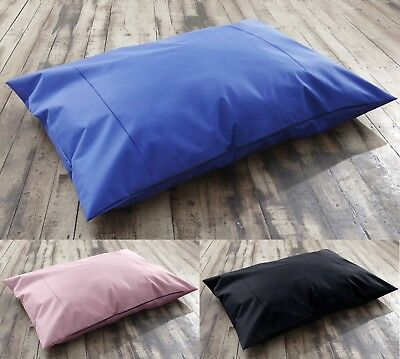 Water Repellent Pet Bed Cushion Hollowfibre Filled Tough Chew Material Dog Bed