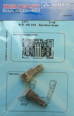 Aires 1/48 Martin Baker MB Mk.10A ejection seats # 4499
