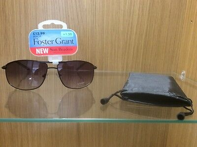 7bac440ec2 Sun Readers Foster Grant Readers and Sunglasses All in One RRP £12.99