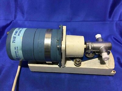 "FMI Fluid Metering Pump 1/4"" Ceramic"