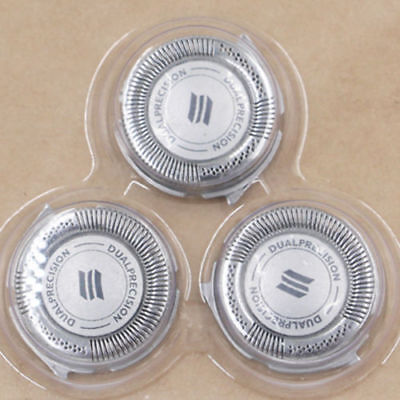 3PCS Replacement Shaver Head Blades For Philips Norelco Electric Razor HQ8 New