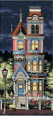 Dimensions Needlecrafts 13666 Victorian Charm Counted Cross Stitch Kit