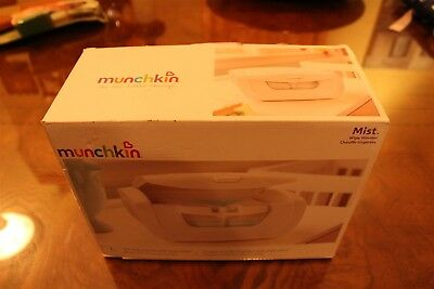 Wipe Warmers Mist Wipe Warmer Munchkin Heats from Top