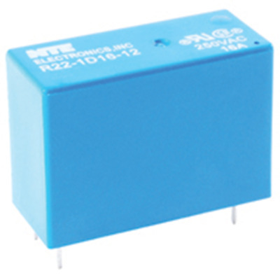 NTE Electronics R56-5D.5-24 RELAY-REED SPDT .5A 24VDC DUAL IN-LINE PKG