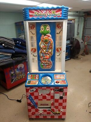 Snakes And Ladders By Lai Prize Redemption Arcade Game