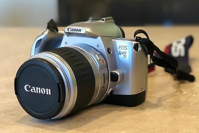 Canon EOS Rebel Ti / 300V 35mm SLR Film Camera with 28-90 mm lens