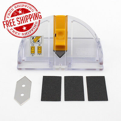 Portable 45 Degree Photo Frame Jam Cutter Cutting Knife Transparent Tools Kits