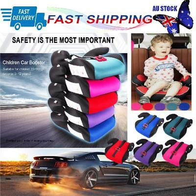 Car Soft Booster Seat Safety Chair Cushion Pad For Children Toddler Kid Sturdy