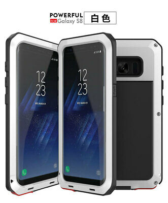 Full Body Military Metal Rugged Shockproof for Samsung Galaxy S8 / S8 PLUS Case