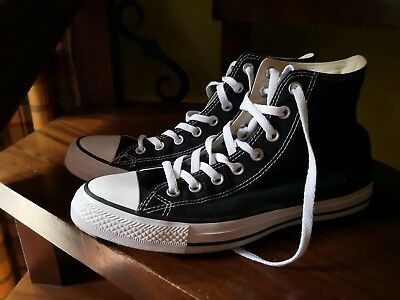 all star converse donna bianche alte