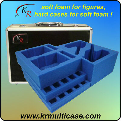 troops KR Case and Trays to hold GW Space Marines KRM-57S