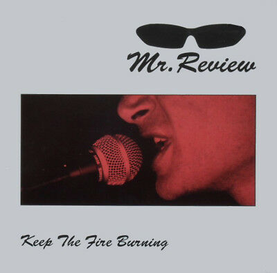 Mr. Review – Keep The Fire Burning LP