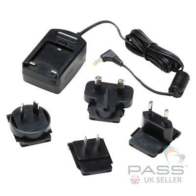 FLIR ix Series Power supply/charger with EU, UK, US and AU plugs