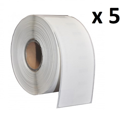 5 x Rolls Of Compatible Large Address Labels 99012 (S0722400) For Dymo 4XL