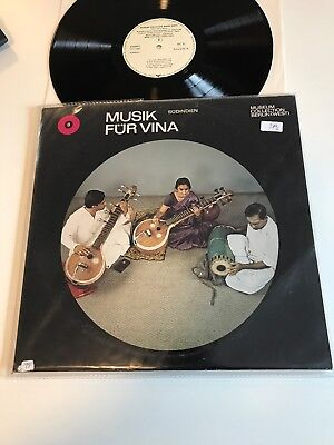 Museum Collection Berlin LP Musik Für Vina Südindien 3892