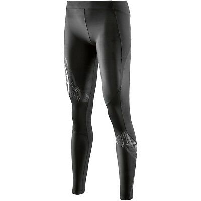 Skins A400 Compression Long 2017 Womens Base Layer Leggings - Black All Sizes