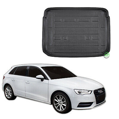 AUDI A3 8V SPORTBACK 2012-up Tailored Boot tray liner car mat Heavy Duty