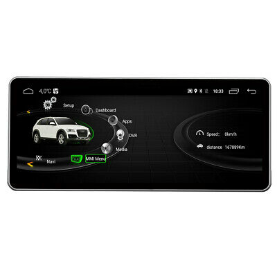 """Audi  A6 / S6 RS6 MMI 2G 10,25"""" Android Touchscreen 3D GPS NAVIGATION Bluetooth"""