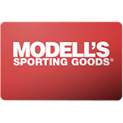 Modells Gift Card $100 Value, Only $92.00! Free Shipping!
