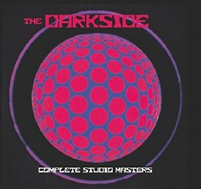 The Darkside - The Complete Studio Masters 5 Cd Box Set  5 Cd New!