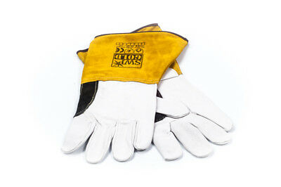 Premium Quality TIG Gauntlets- Welding Gloves
