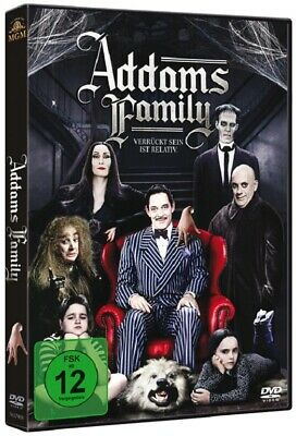 Die Addams Family - Fox 5637908 - (DVD Video / Komödie)