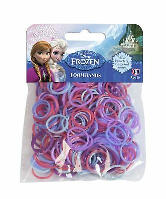 Official Frozen Loom Bands Gifts Fun Kids Disney Presents Xmas Birthdays Girls