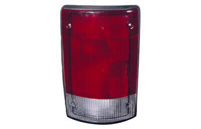 Replacement Eagle Eyes FR195-U100R Right Tail Light For Ford E-250 E-350 E-150